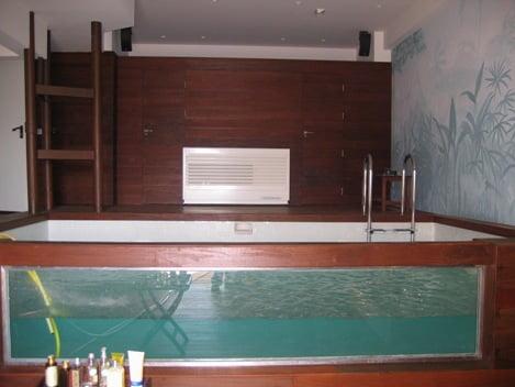 Tipos de piscinas arkiplus - Piscina de cristal ...