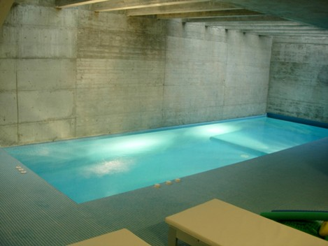 Tipos de piscinas arkiplus for Piscina interior