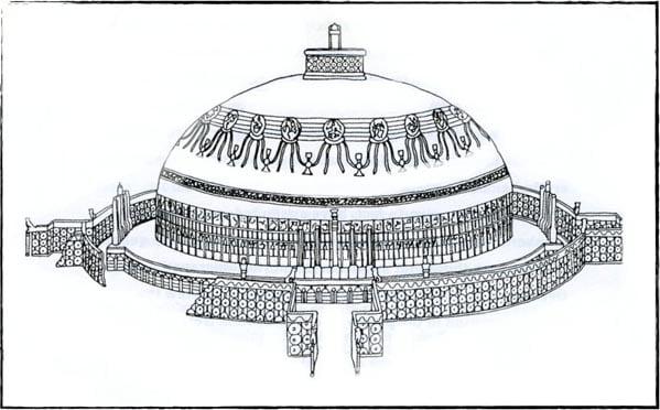 Estupa Amaravati