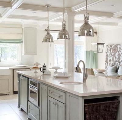 Diseño y decoración orgánica de cocinas y baños | Arkiplus