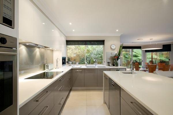 Dise o de ba os y cocinas arkiplus for Panel de revestimiento para banos y cocinas