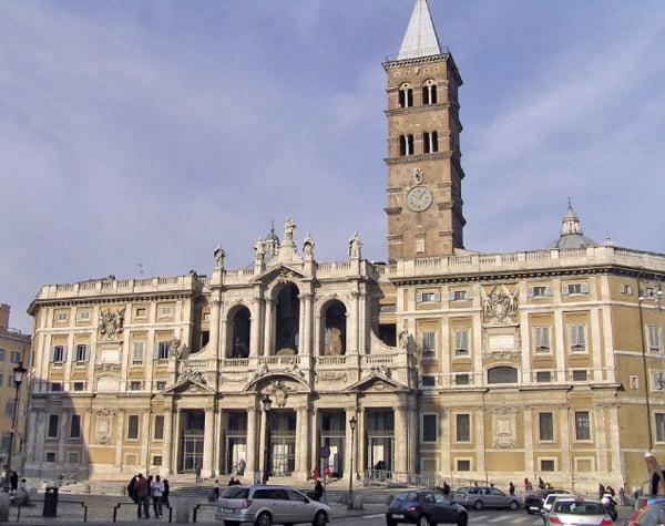 Santa María la Mayor de Roma.