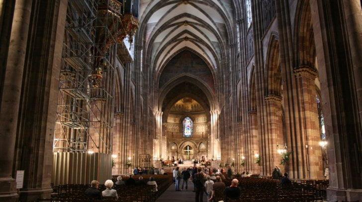 estrasburgo-catedral-interior
