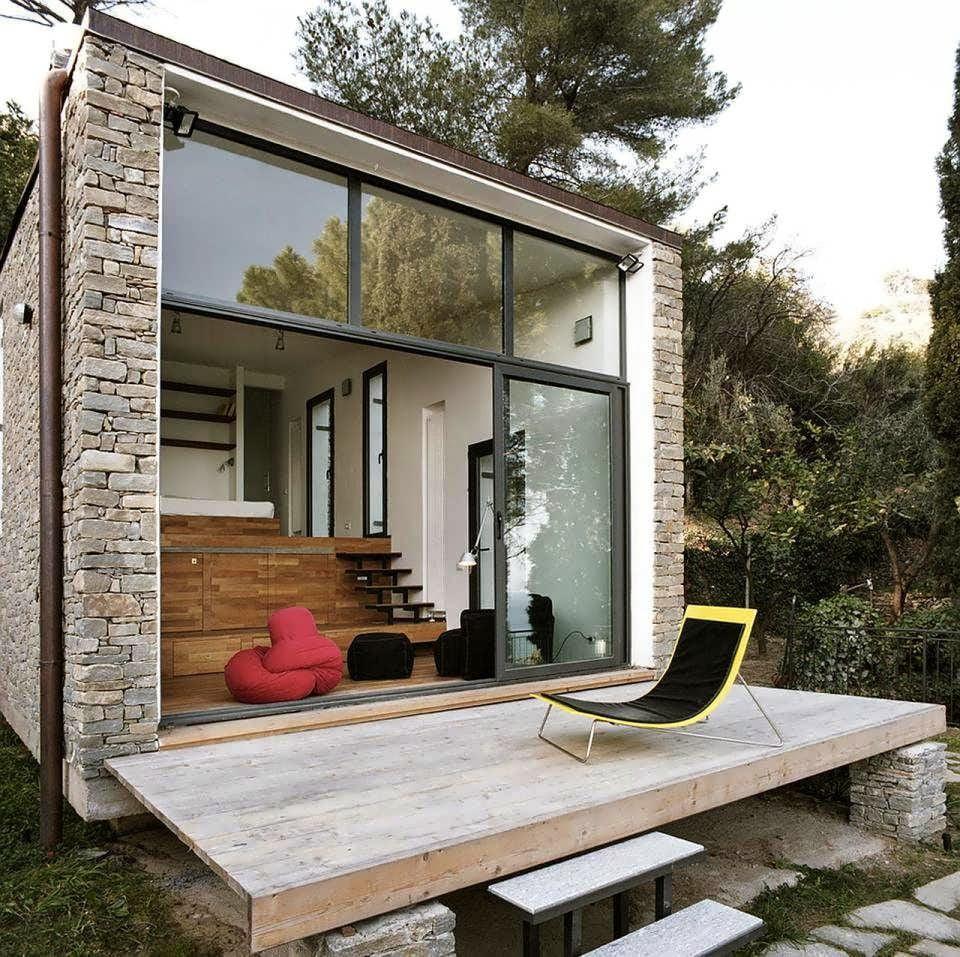 Porches de casas minimalistas arkiplus - Porches de casas ...