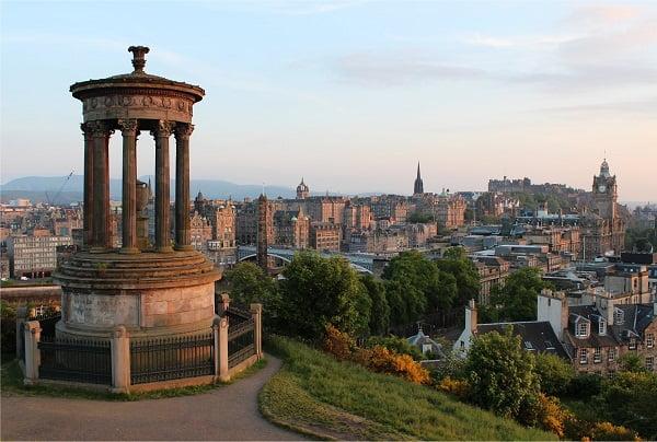Calton Hill -escocia