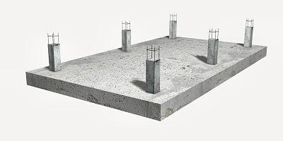 Losa de cimentaci n arkiplus for Losas de hormigon para jardines