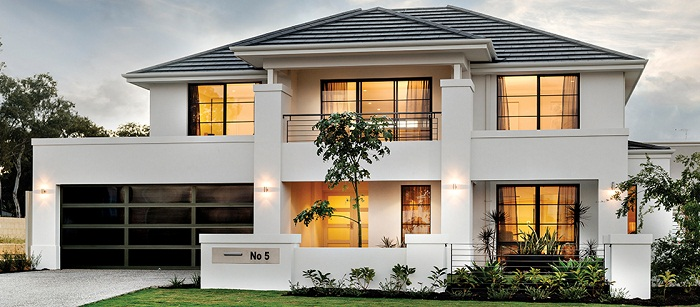 Dise os de casas de dos pisos arkiplus for Disenos de casas de dos plantas