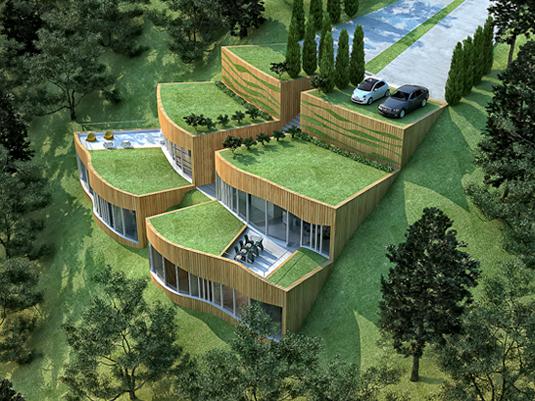 Dise O Ecol Gico En Arquitectura Arkiplus