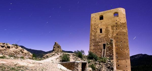 Castillo Almonecir