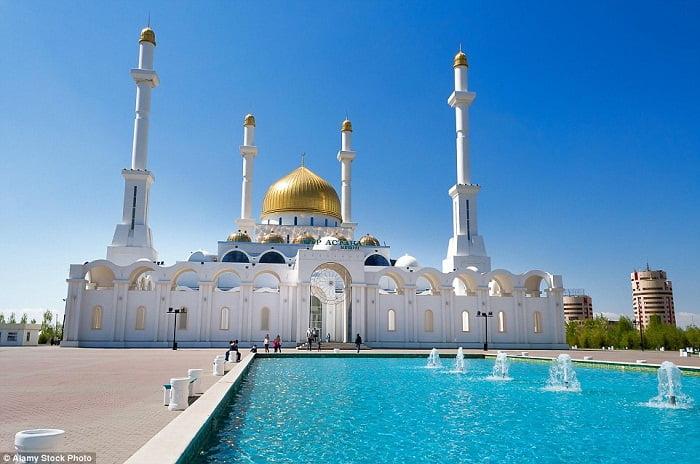Arquitectura isl mica arkiplus for Arquitectura islamica