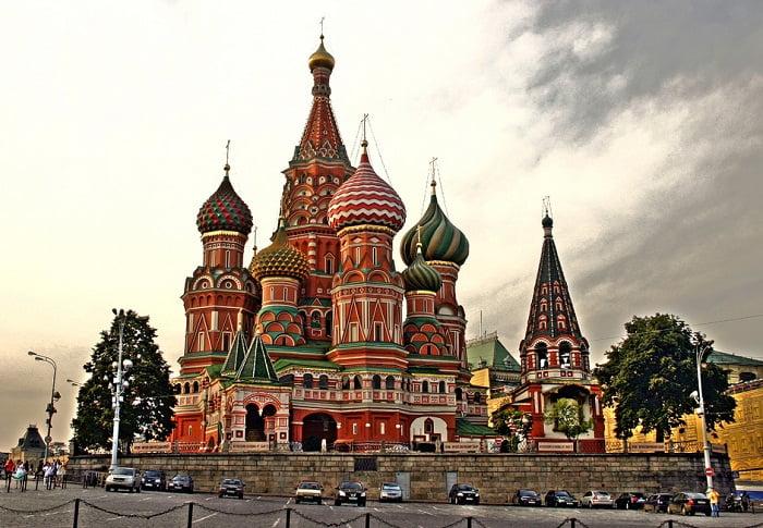 catedrales y basilicas rusas