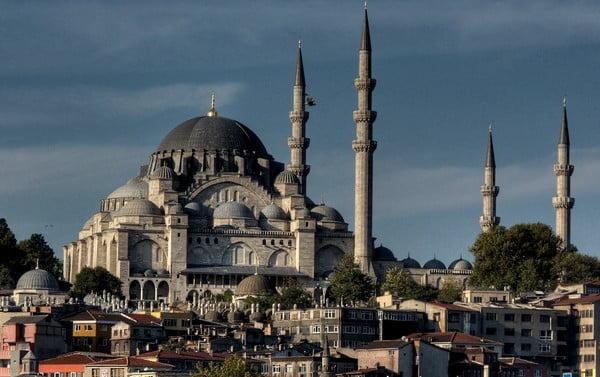 mezquita-de-suleiman