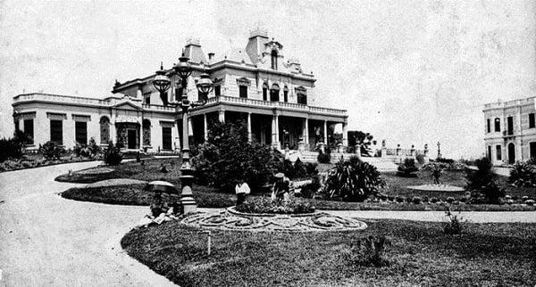 Palacio Álzaga Unzué | Arkiplus