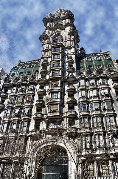 100 edificios más importantes de Buenos Aires. Palacio Barolo
