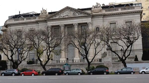 100 edificios más importantes de Buenos Aires. Palacio Errázuriz