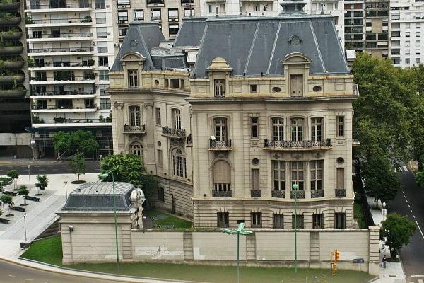 100 edificios más importantes de Buenos Aires. Palacio Ortiz Basualdo