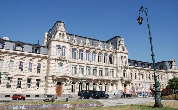Los edificios más memorables de Buenos Aires. Palacio Pizzurno
