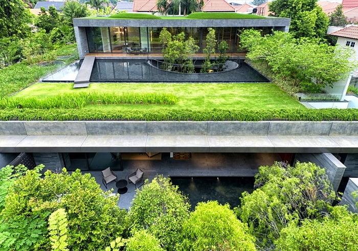 Ventajas De Las Terrazas Verdes Arkiplus