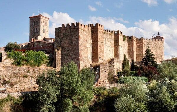 Castillo de Buitrago de Lozoya