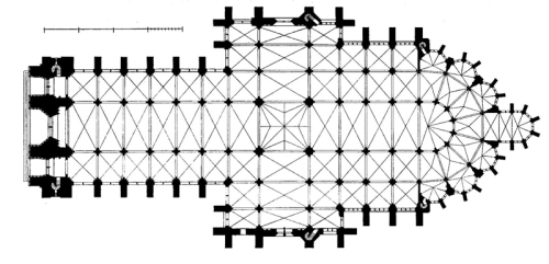 Image result for Cathedral Design diagram