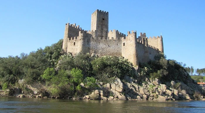 Castillo De Almourol Arkiplus