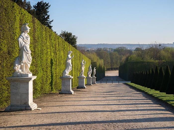 Jardines De Versalles Arkiplus