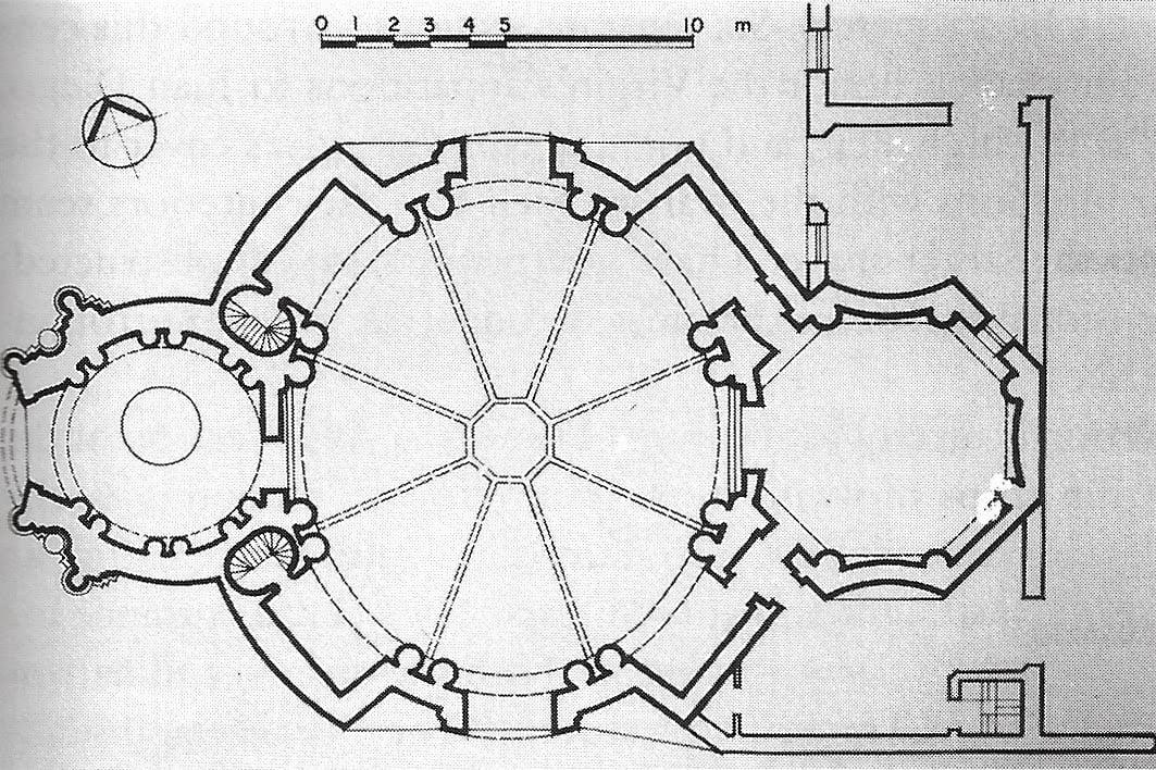 plano capilla de pocito mexico