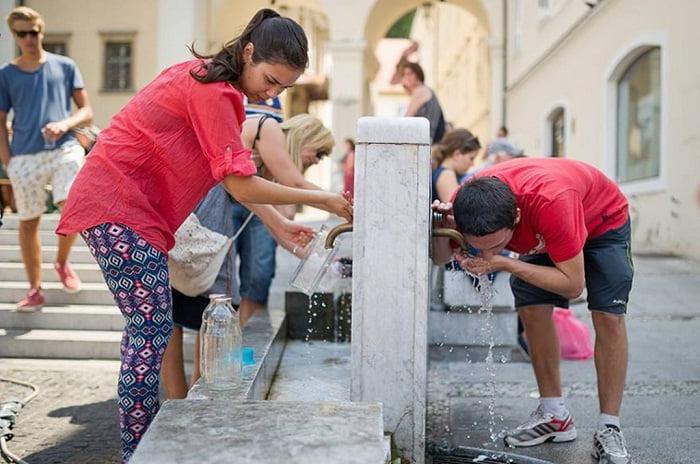 Ljubljana ejemplo de ciudad sostenible
