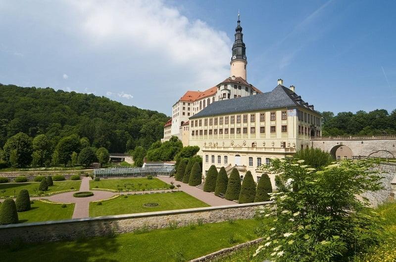 Castillo de Weesenstein