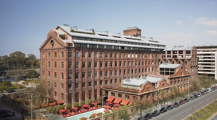 Hotel Faena de Buenos Aires