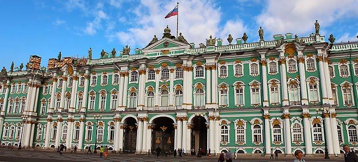 Palacio de Invierno de Moscú