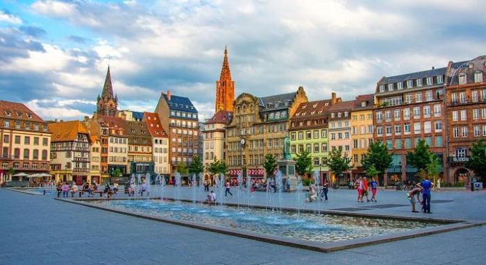 Ciudad de Estrasburgo