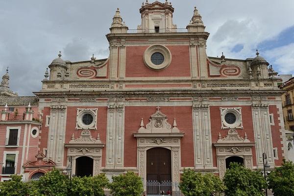 Parroquia de El Salvador de Sevilla