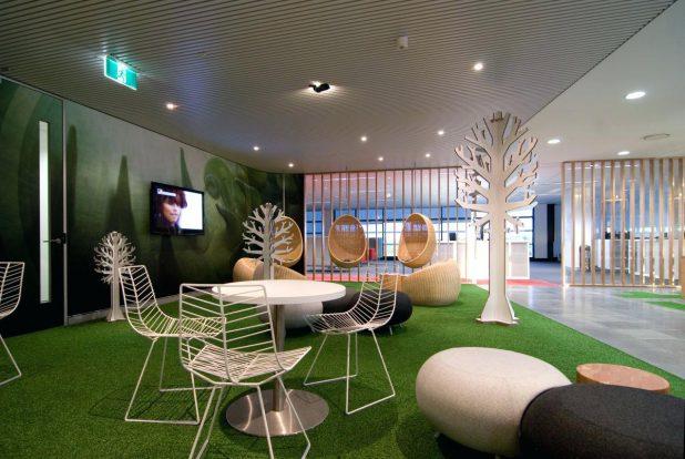 ideas diseño oficinas