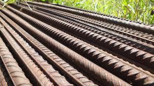 barras de hierro