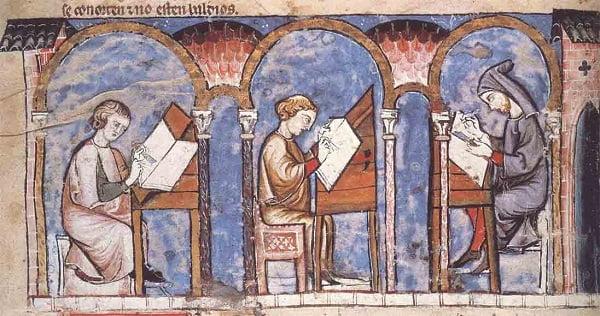 Resultado de imagen de scriptorium