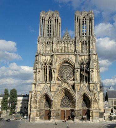 Arquitectura de catedrales e iglesias católicas