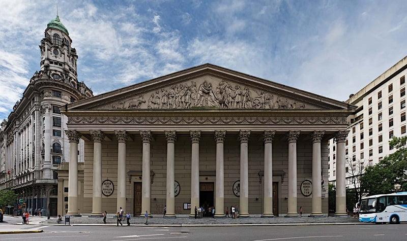 Catedral Metropolitana de Buenos Aires – Arkiplus