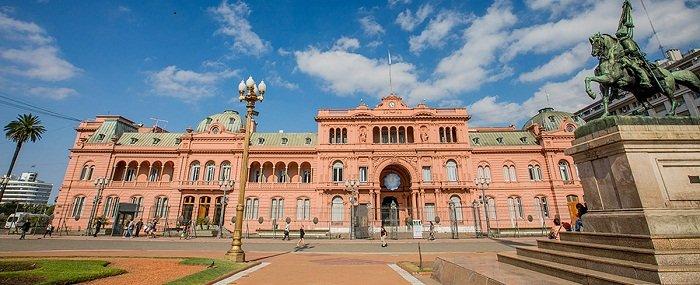 100 edificios más importantes de Buenos Aires. Casa Rosada