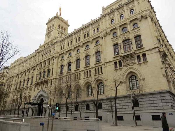 Museo Naval De Madrid.Edificio Del Museo Naval De Madrid Arkiplus
