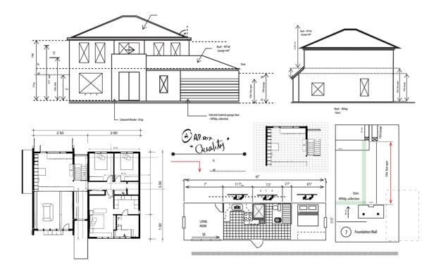 Recursos Gráficos para arquitectos