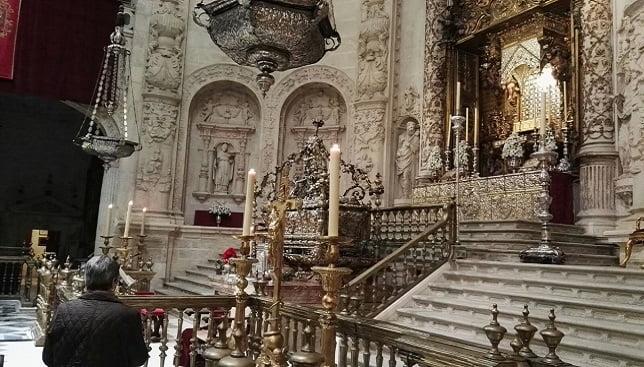 Capilla Real de la Catedral de Sevilla