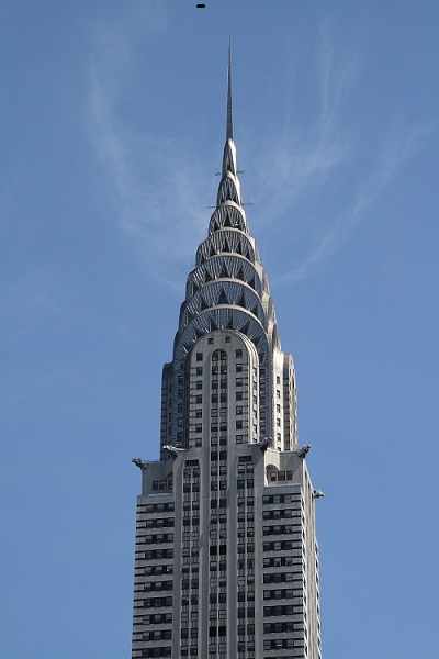 Edificio-Chrysler- arquitectura Art Deco
