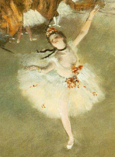 Impresionismo. Degas