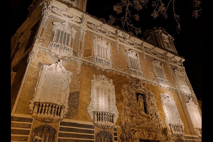 Palacio Marquésde Dos Aguas