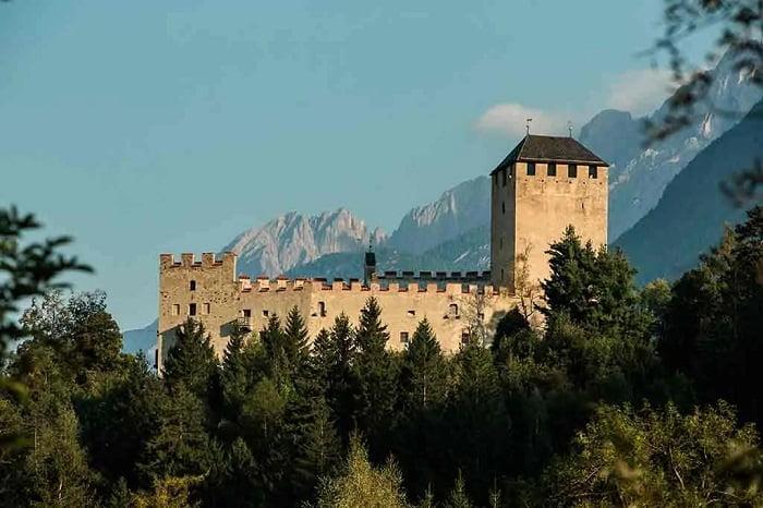 Castillos de Austria. Burg Bruck