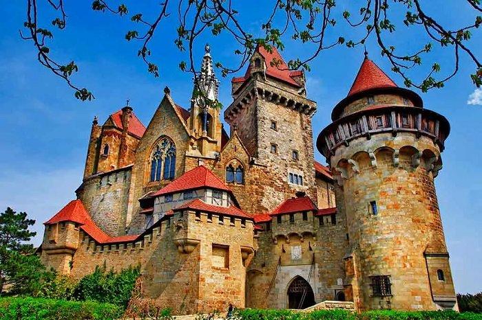 Castillos de Austria