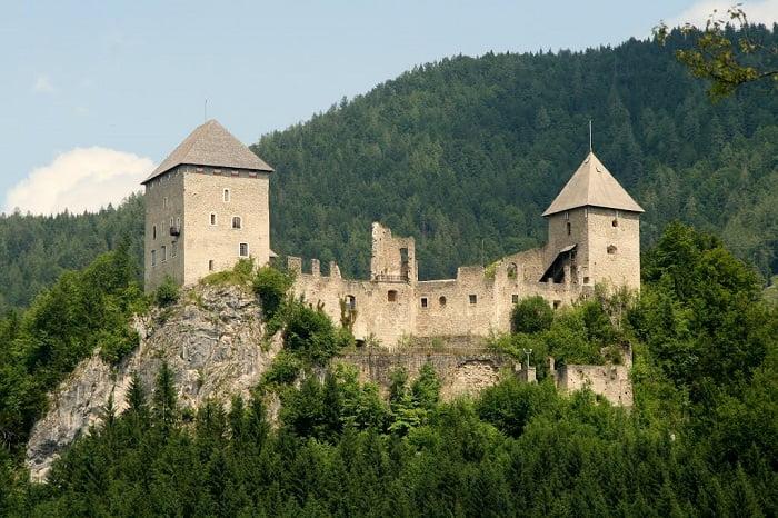 Castillos de Austria. Gallenstein