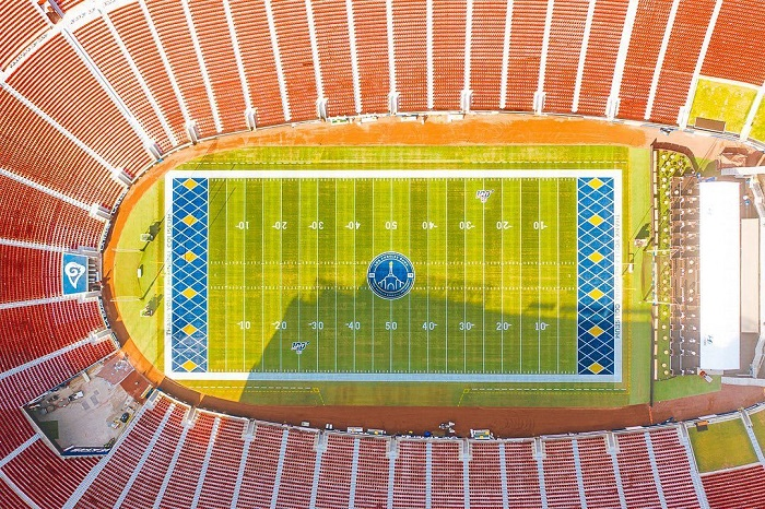 Los Ángeles Memorial Coliseum