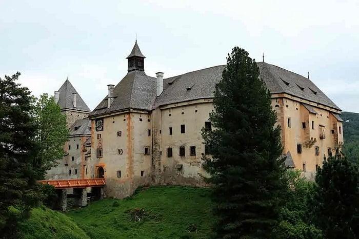 Castillos de Austria. Moosham
